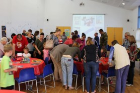 Stansted Messy Church 4th Oct 2015 Alan