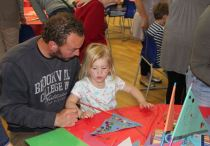 Stansted Messy Church 4th Oct 2015