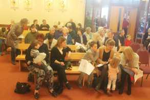 Congregation 1