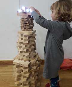 Brick lighthouse 3
