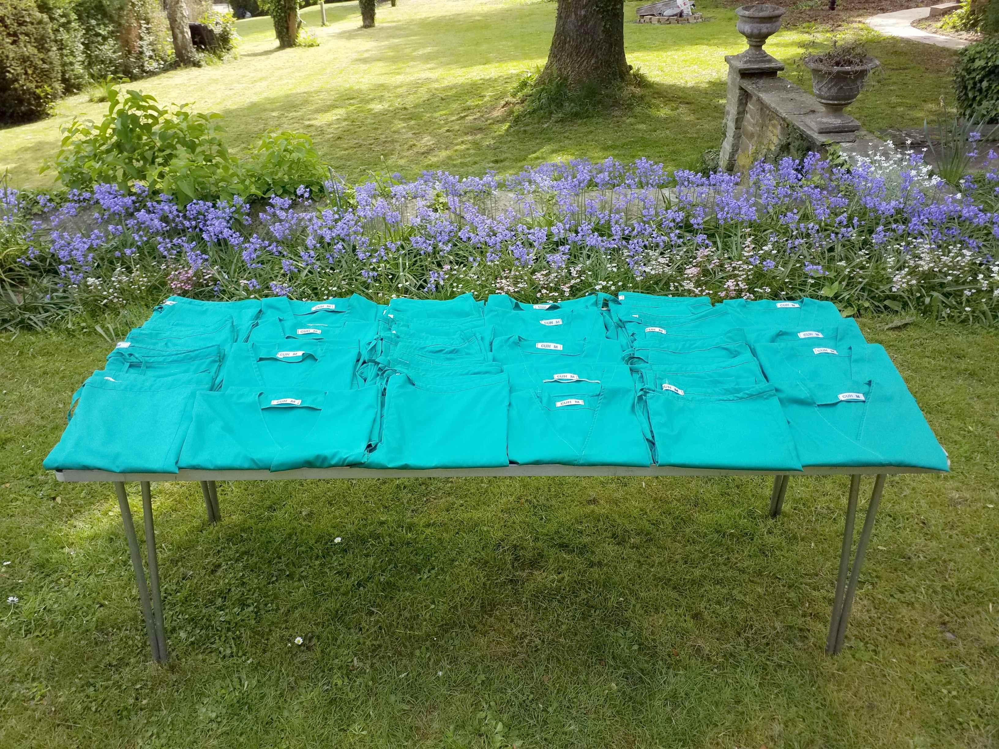 Scrubs - ready to wear